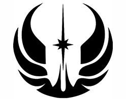 logo contrefacon star wars