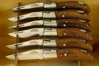 marque Laguiole couteaux contrefacon