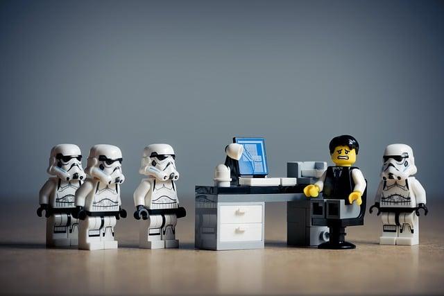 marque LEGO affaire LEPIN contrefacon