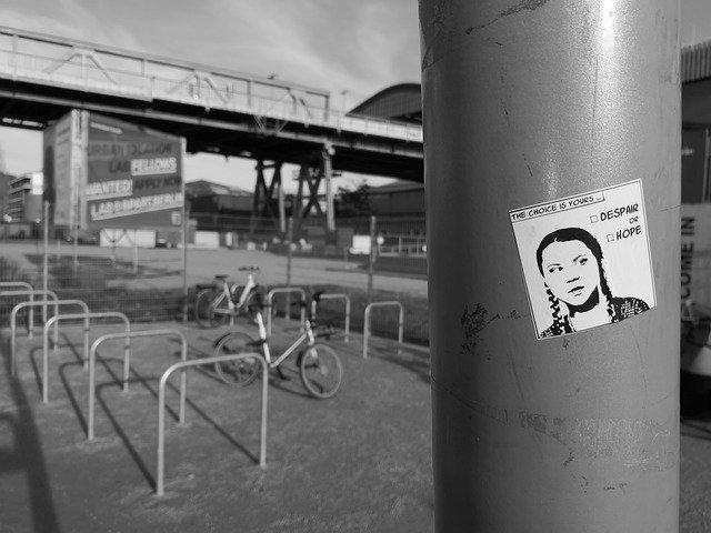 Greta Thunberg devient une marque