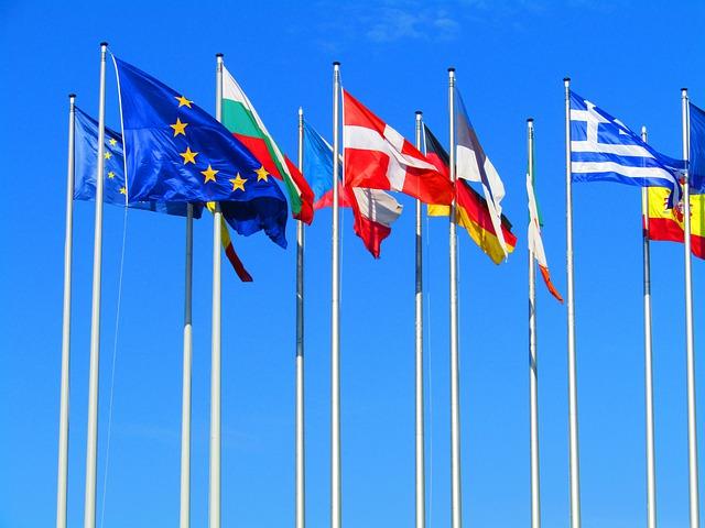 drapeaux dépôts de marques